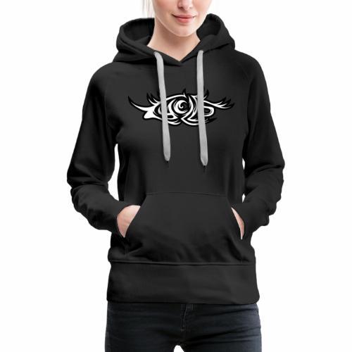 Cycles Heavy Metal Logo - Women's Premium Hoodie