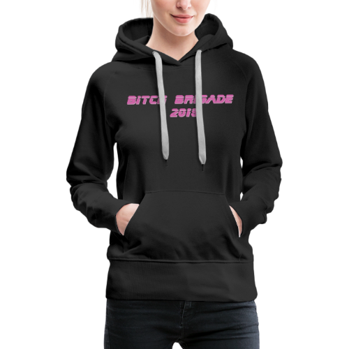 2019 design - Women's Premium Hoodie