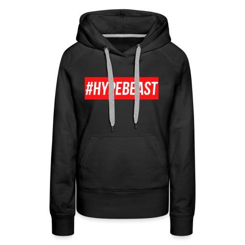 #Hypebeast - Women's Premium Hoodie