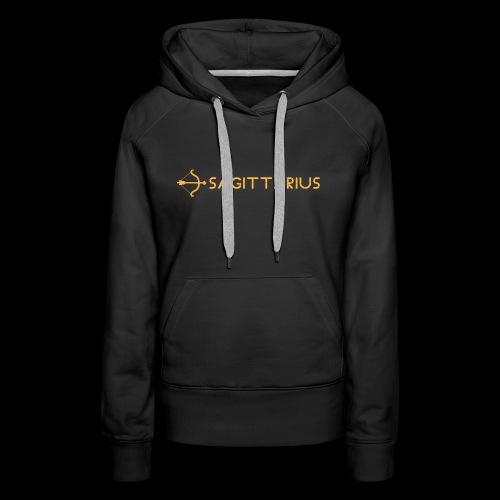 Sagittarius - Women's Premium Hoodie
