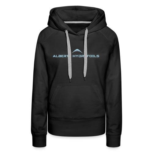 Alberta Hydrofoils - Basics - Women's Premium Hoodie