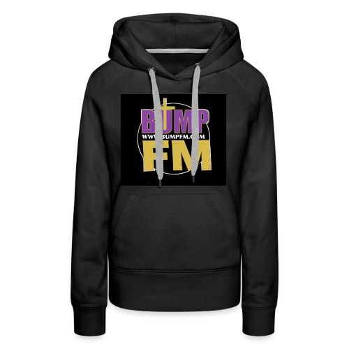 BUMP FM RADIO STATION - Women's Premium Hoodie