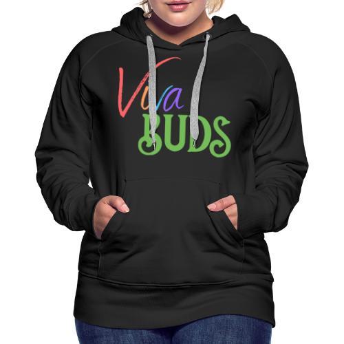 Viva Buds - Women's Premium Hoodie