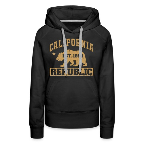California Republic - Women's Premium Hoodie