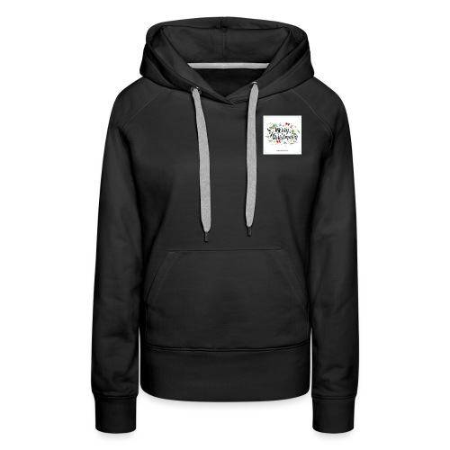 merry christmas stuff - Women's Premium Hoodie