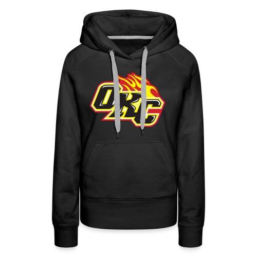 OKC Flame - Women's Premium Hoodie