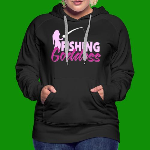 FISHING GODDESS - Women's Premium Hoodie