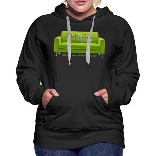 Green Couch - Women's Premium Hoodie