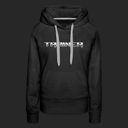 Wicked Dano Trainer Design - Women's Premium Hoodie
