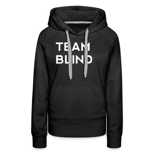 Team Blind ANZ Merchandise - Women's Premium Hoodie