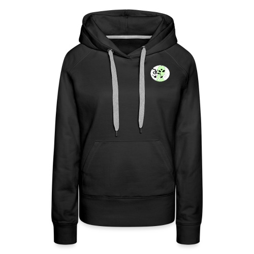 BASJAM Spaced Out - Women's Premium Hoodie