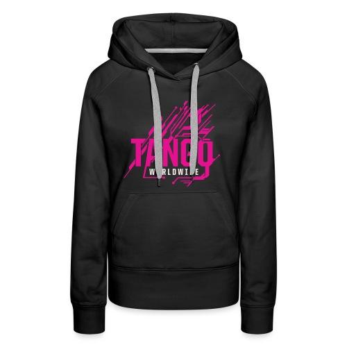 Pink Tech - Women's Premium Hoodie