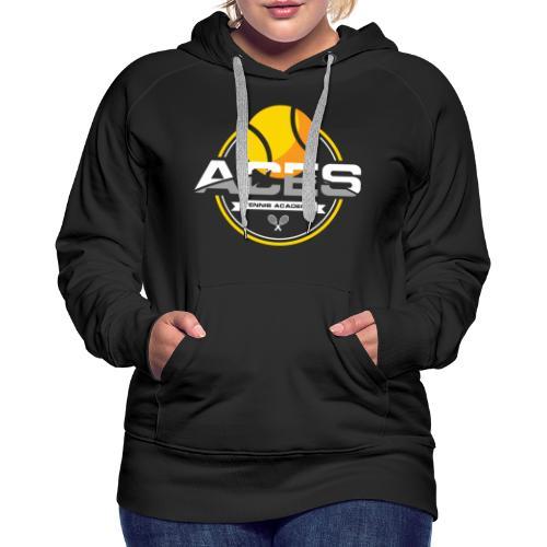 Aces Black Badge - Women's Premium Hoodie