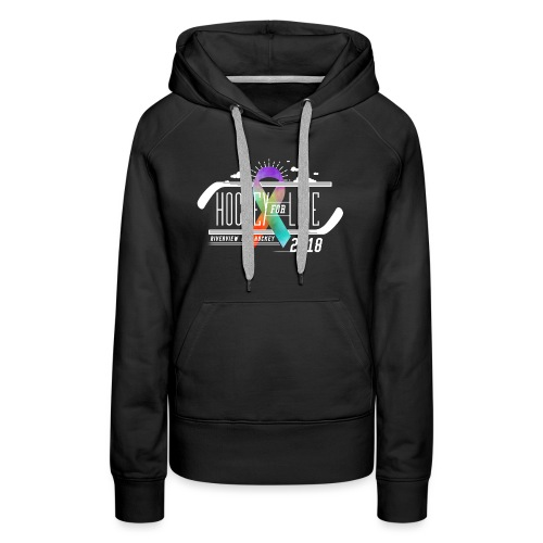 Hockey For Life 2018 - Women's Premium Hoodie