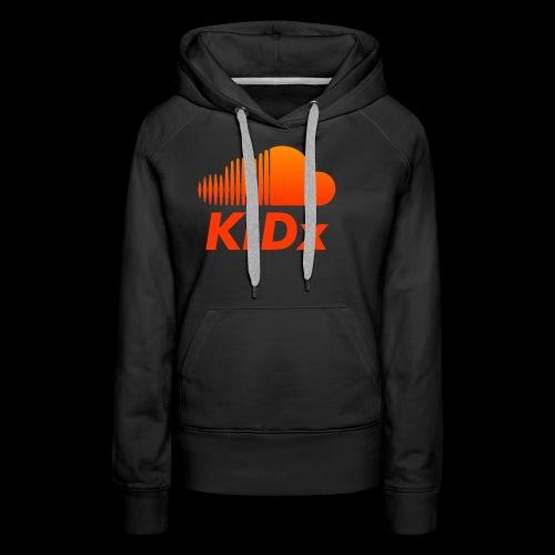 SOUNDCLOUD RAPPER KIDx - Women's Premium Hoodie
