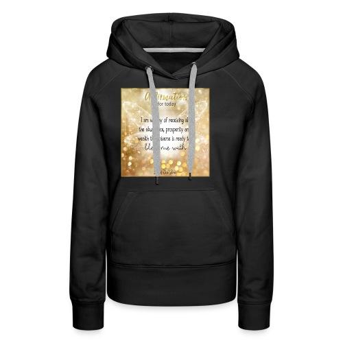 Abundance - Women's Premium Hoodie