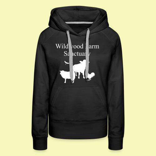 White Cow - Women's Premium Hoodie