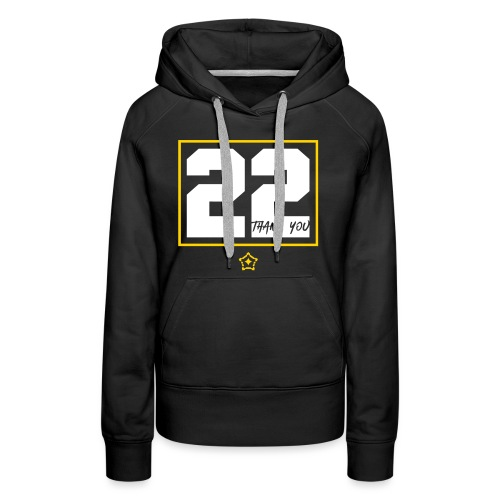 22v - Women's Premium Hoodie