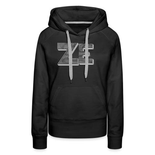 Ze - Women's Premium Hoodie