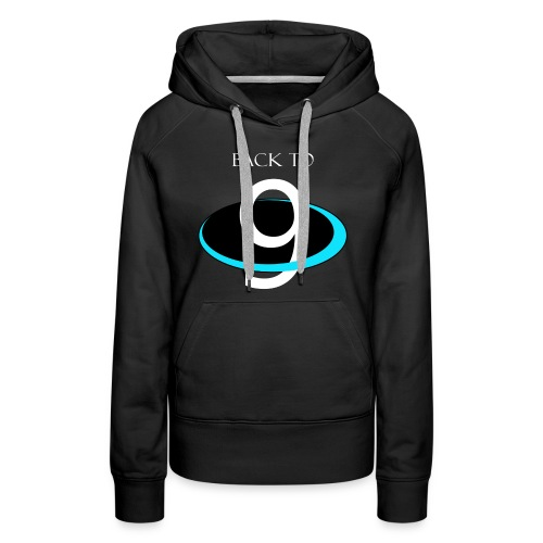 BACK to 9 PLANETS - Women's Premium Hoodie