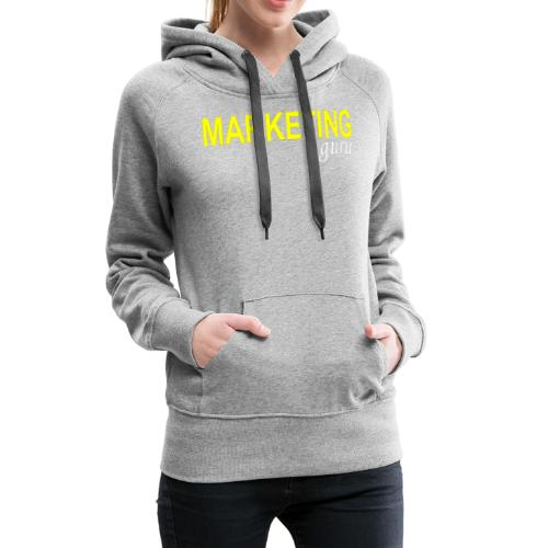 Marketing Guru - Women's Premium Hoodie