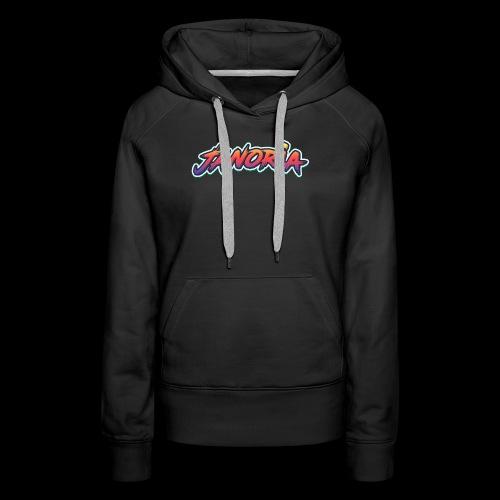 Janoria's Name - Women's Premium Hoodie