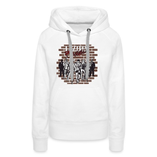 East Row Rabble - Women's Premium Hoodie