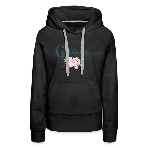 grace - Women's Premium Hoodie