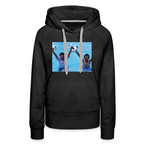 The first ttdat merch - Women's Premium Hoodie