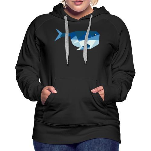 Sus the Whale - Women's Premium Hoodie