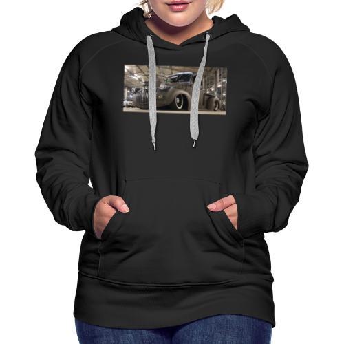 SIC 42 - Women's Premium Hoodie