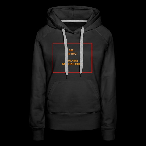 we are all computers - Women's Premium Hoodie