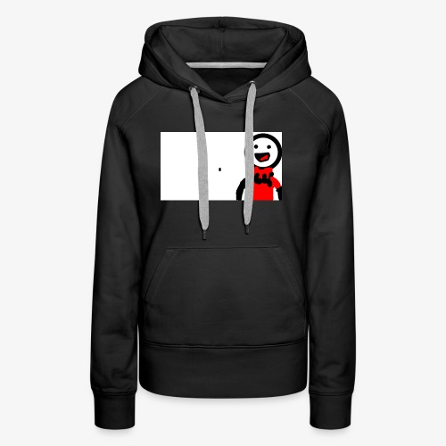 The first animation - Women's Premium Hoodie