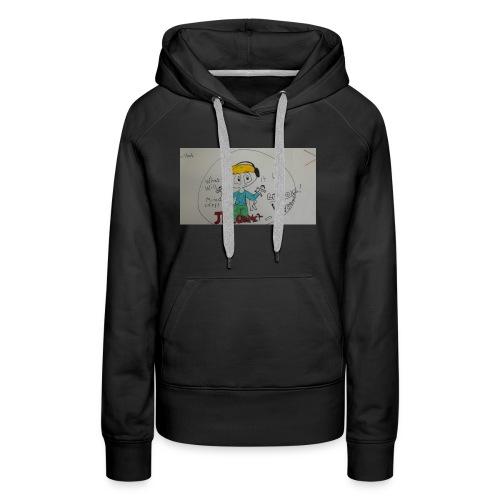 Gamerjd hoodie - Women's Premium Hoodie