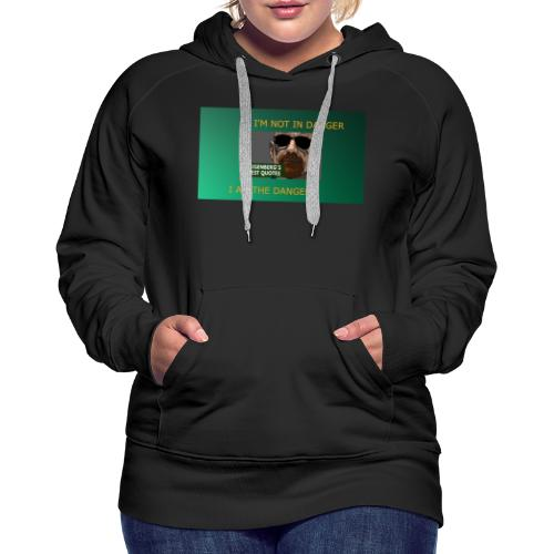 THE DEALER - Women's Premium Hoodie