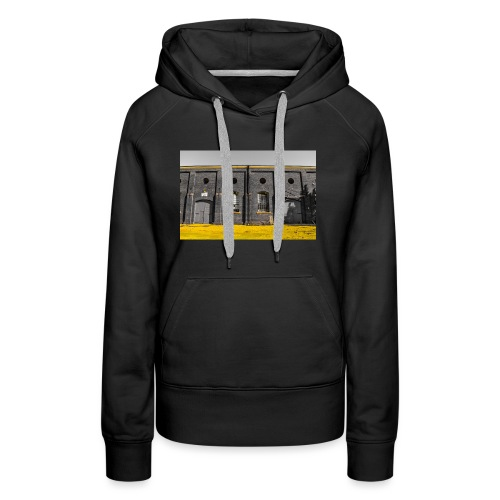 Bricks: who worked here - Women's Premium Hoodie
