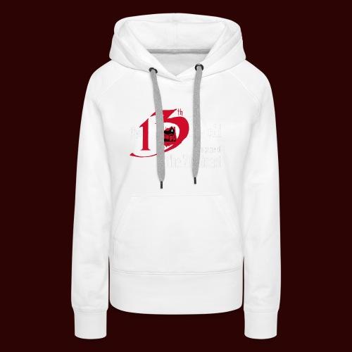 The 13th Doll Logo - Women's Premium Hoodie