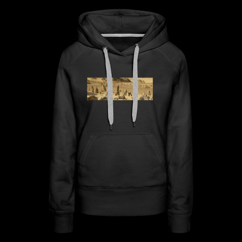 Pinnacle Paradise - Women's Premium Hoodie
