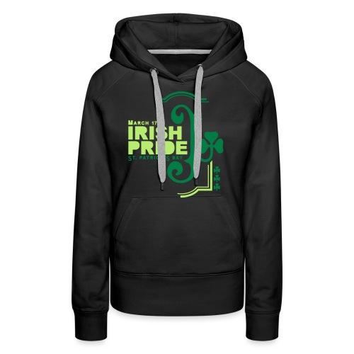 IRISH PRIDE - Women's Premium Hoodie