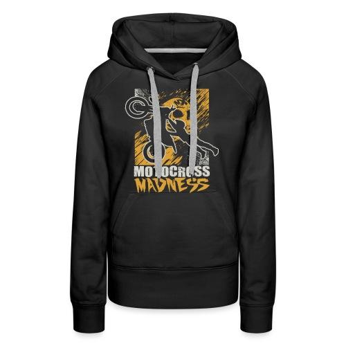 Motocross Madness - Women's Premium Hoodie