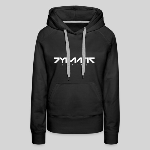 Cymatic Empire Logo - Women's Premium Hoodie