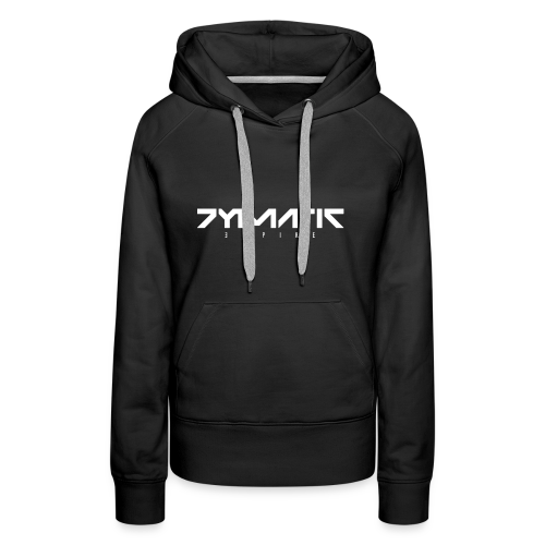 Cymatic Empire Logo - Women's Premium Hoodie