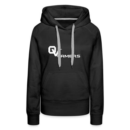 OV gamers tpnt png - Women's Premium Hoodie