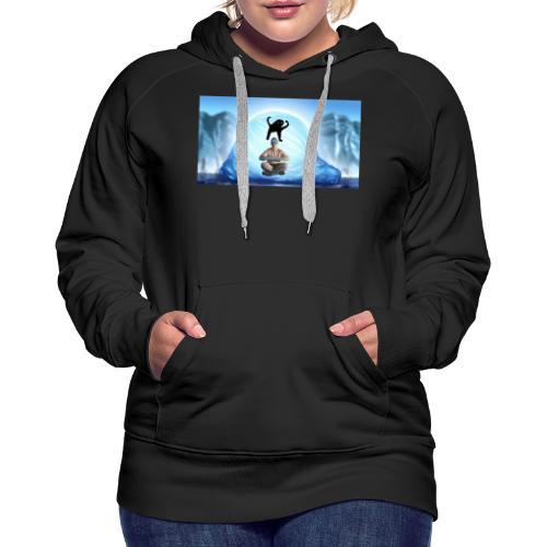 Master Of Elements - Women's Premium Hoodie
