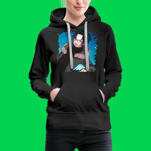 Mr no name guy. - Women's Premium Hoodie
