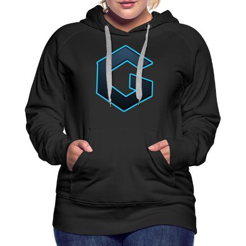 G Logo - Women's Premium Hoodie