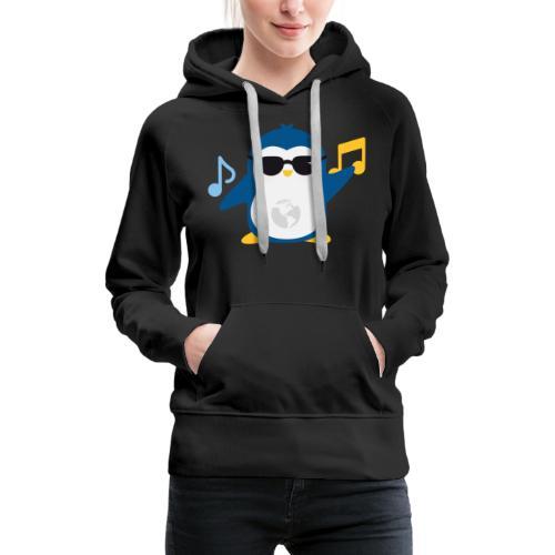 GoGi music - Women's Premium Hoodie