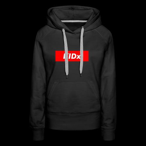 KIDx Clothing - Women's Premium Hoodie