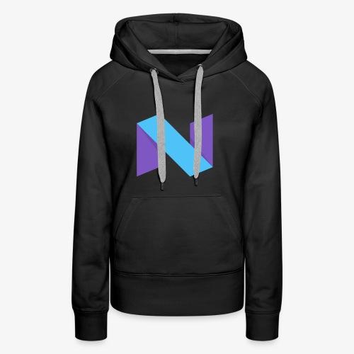 NexxusClan Classic Logo - Women's Premium Hoodie