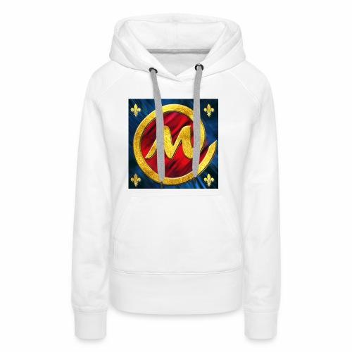 logo champion mm cl - Women's Premium Hoodie